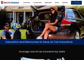 Ratesforinsurance.com thumbnail