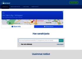 Ratkojat.fi thumbnail