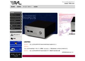 Ratocaudiolab.com thumbnail