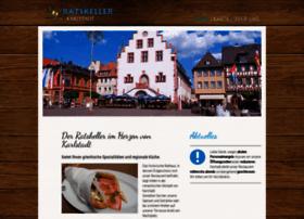 Ratskellerkarlstadt.de thumbnail