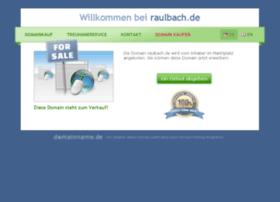 Raulbach.de thumbnail
