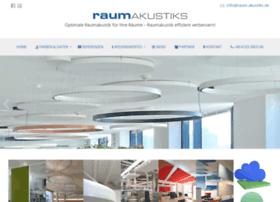 Raum-akustiks.de thumbnail