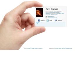 Ravisblognet.com thumbnail
