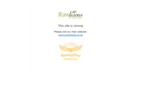 Rawlicious.co.za thumbnail