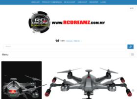 Rcdreamz.net thumbnail