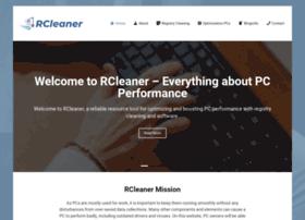 Rcleaner.net thumbnail