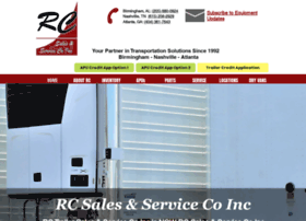 Rctrailersales.net thumbnail