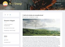 Rcv-energiteknik.se thumbnail