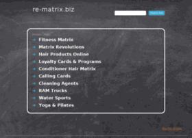 Re-matrix.biz thumbnail