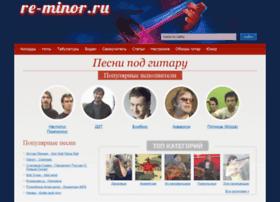 Re-minor.ru thumbnail