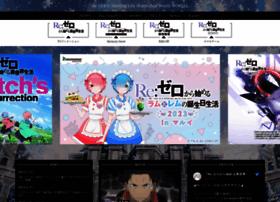 Re-zero-anime.jp thumbnail