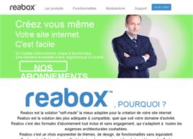 Reabox.fr thumbnail