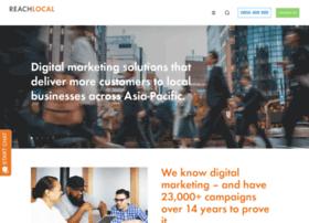 Reachlocal.co.nz thumbnail