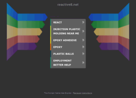 Reactive8.net thumbnail