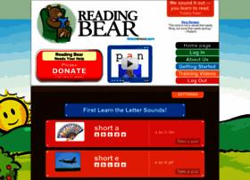 Readingbear.org thumbnail