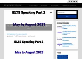 readingielts com at WI  Cambridge IELTS 1-13 Reading