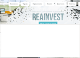 Reainvest.ru thumbnail