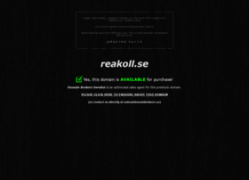Reakoll.se thumbnail