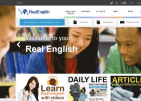 Real-english.org thumbnail