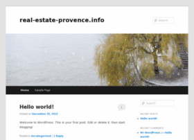 Real-estate-provence.info thumbnail