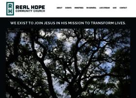 Realhopecc.org thumbnail