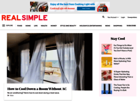 Realsimple.com thumbnail