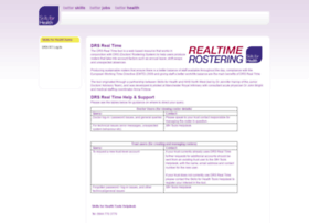 Realtimeusers.nhs.uk thumbnail
