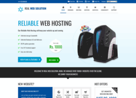Realwebsolution.in thumbnail