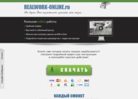Realwork-online.ru thumbnail