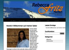 Rebecca-fritz.de thumbnail