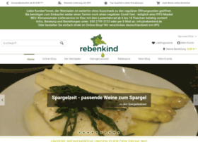 Rebenkind-weine.de thumbnail