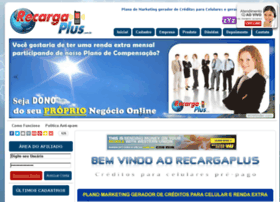Recargaplus.com.br thumbnail