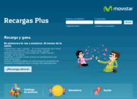 Recargasplus.movistar.es thumbnail