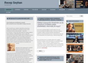 Recepseyhan.com.tr thumbnail
