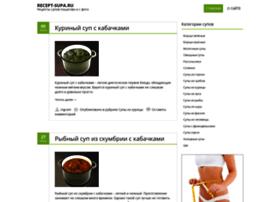 Recept-supa.ru thumbnail
