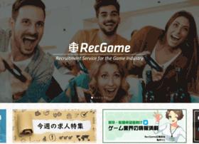 Recgame.jp thumbnail