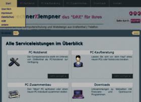 Rechnerklempner.de thumbnail