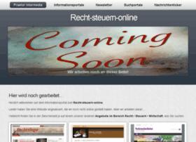 Recht-steuern-online.de thumbnail