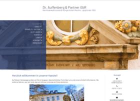Rechtsanwalt-auffenberg.de thumbnail