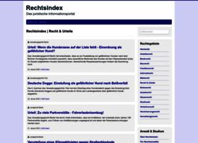 Rechtsindex.de thumbnail