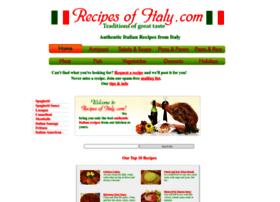 Recipesofitaly.com thumbnail