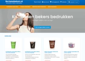 Reclamebekers.nl thumbnail