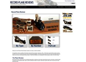 Record-plane-reviews.co.uk thumbnail