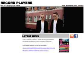 Recordplayers.nl thumbnail
