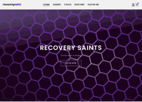Recoverysaints.com thumbnail