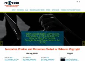 Recreatecoalition.org thumbnail