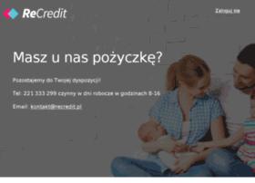 Recredit.pl thumbnail