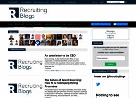 Recruitingblogs.com thumbnail