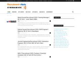 Recruitment-alerts.com thumbnail