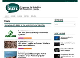 Recruitmentbuzz.co.uk thumbnail